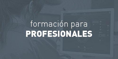 Formación para profesionales