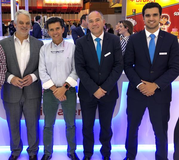 Clínica Cuevas Queipo asiste a Expodentalt Madrid 2018 - Tendencias y novedades en dental.